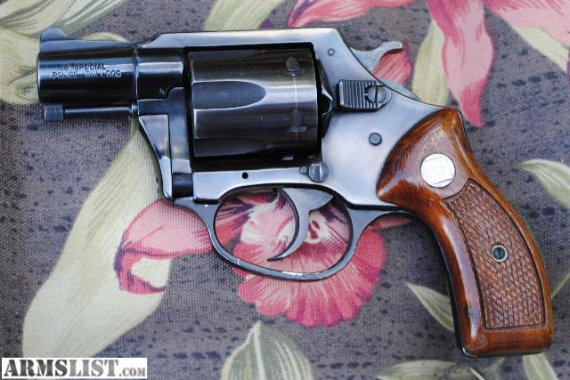 ARMSLIST For Sale Charter Arms Police Bulldog 38 Snub