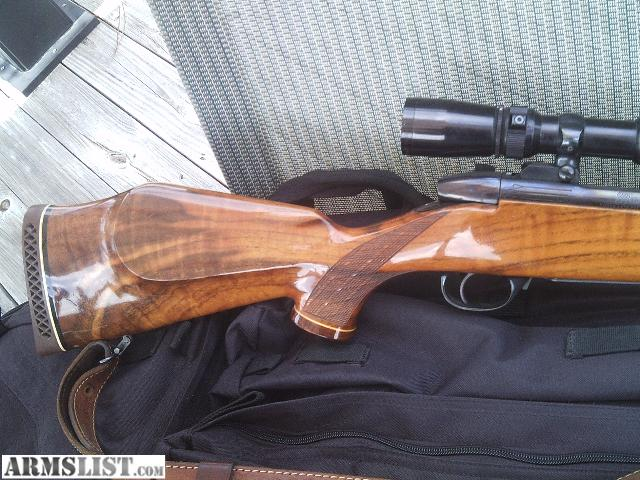 ARMSLIST For Sale WEATHERBY MARK V DELUXE 3006 LEFT HANDED