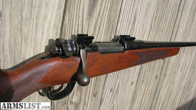 For Sale: Interarms CZ Mauser In .280 Rem, Sporter