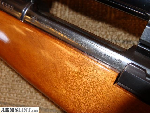 For Sale: Interarms Mark X .243 Rifle