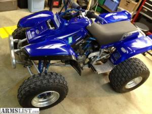 ARMSLIST  For SaleTrade: 2002 Yamaha Warrior 350