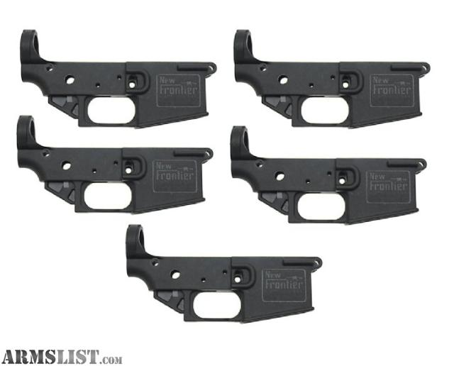 New Frontier Armory Stripped Lower