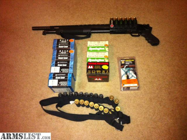 Mossberg Grip Pistol Maverick