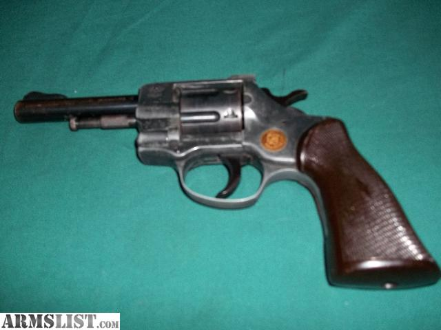 22 Cal Revolvers Made Germany