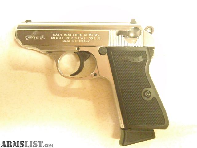 Walther Ppk S 9mm Short