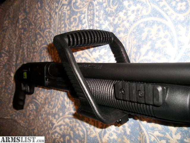 Mossberg 500 Chainsaw Edition