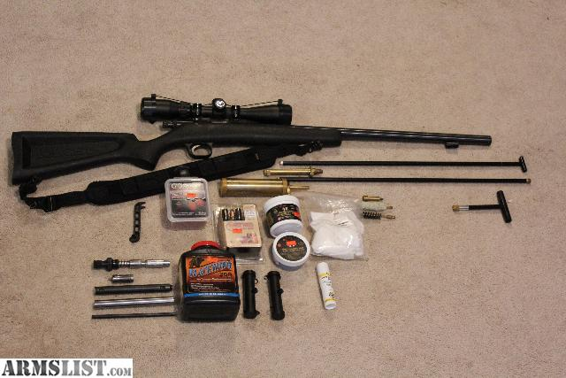Knight Muzzleloader Supplies