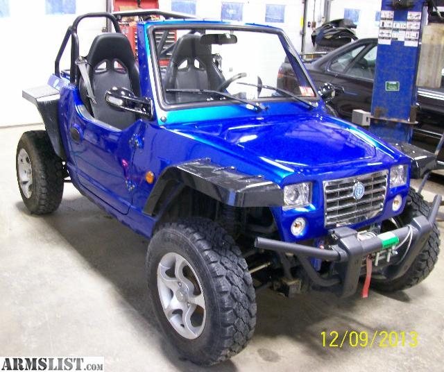 2013 Oreion Motors Reeper 4x4