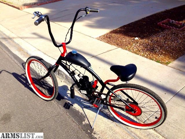 Rat Rod Beach Cruiser Bicycles