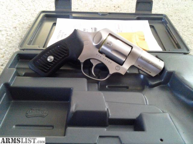 Ruger Sp101 357 Hammerless