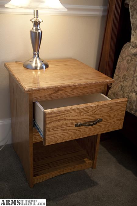 ARMSLIST For Sale Night Stand With Secret Compartment