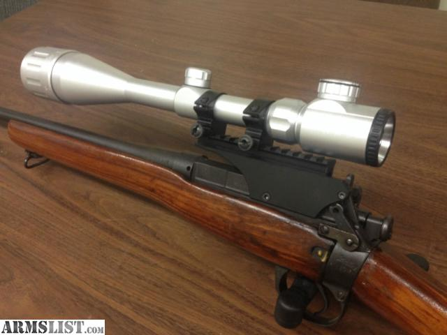 303 Scope Enfield British Mount