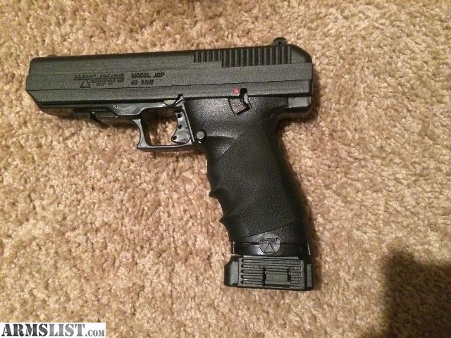 Point 40 Pistol Cal High