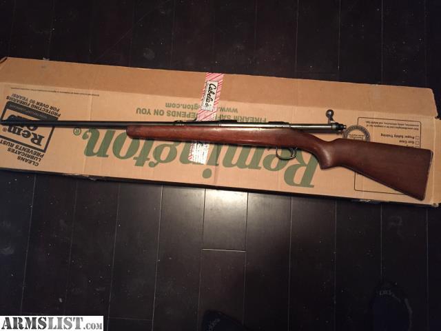 Remington 783 Wood Stock