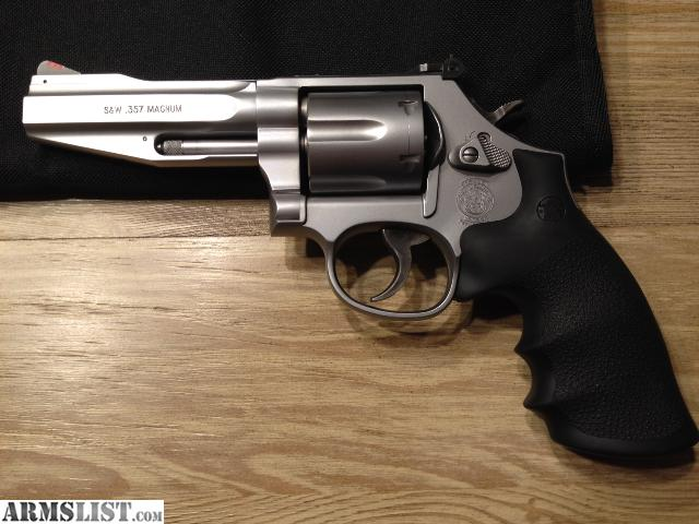 Smith 357 686 Wesson Ssr