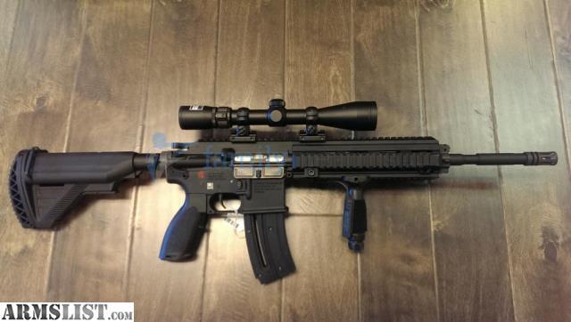 Armslist For Sale Hk 416 22 Compensator - Modern Home Revolution