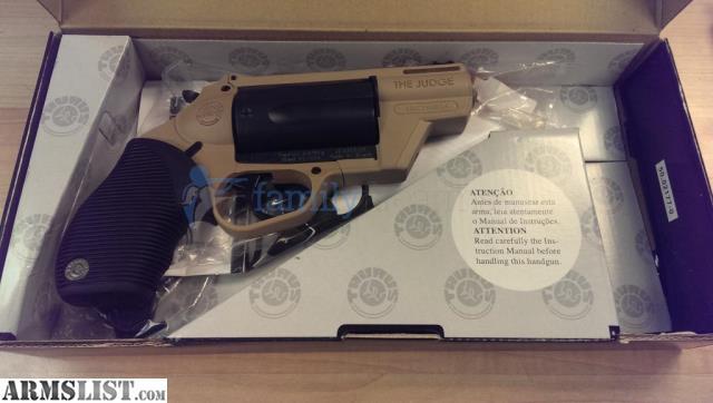 Armslist For Sale Taurus Public Defender Judge Poly - Modern