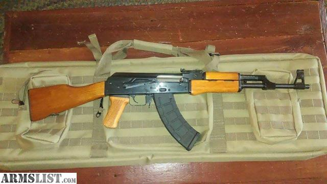 Armslist For Sale Chinese Mak 90 Wood Thumbhole Stock
