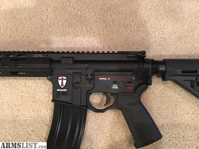 Armslist For Sale Crusader Ar 15 Spikes Tacticalsfars (13) - Modern