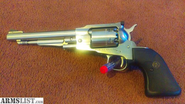 Black Powder Holster Ruger Blackhawk