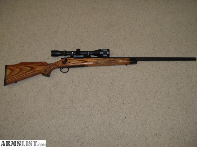 Remington Vls Stock 700