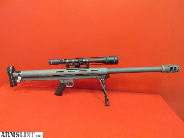 Lar Grizzly 50bmg Stainless