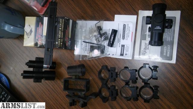 Horton Crossbow Parts List