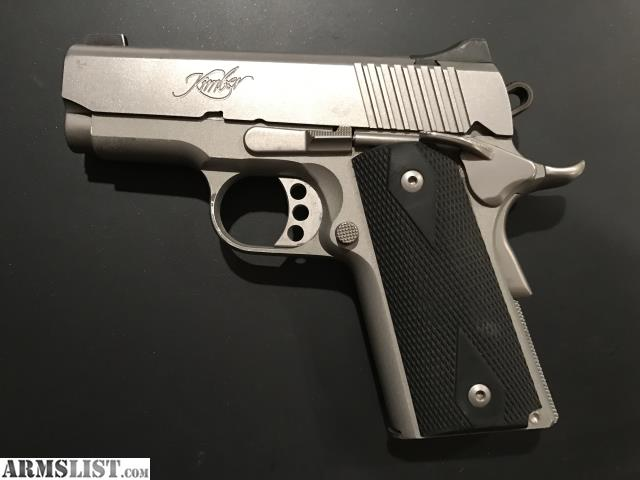 Armslist For Sale Kimber Ultra Carry 2 With Ct Grips