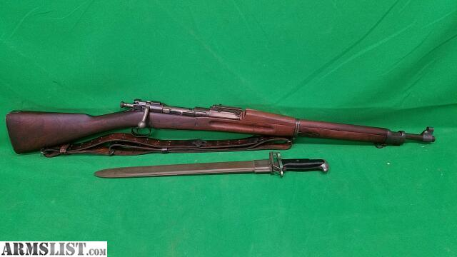Springfield 30 06 1917 Armory