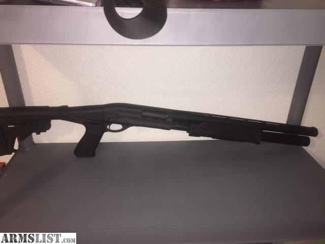 adjustable stock remington 870 express magnum