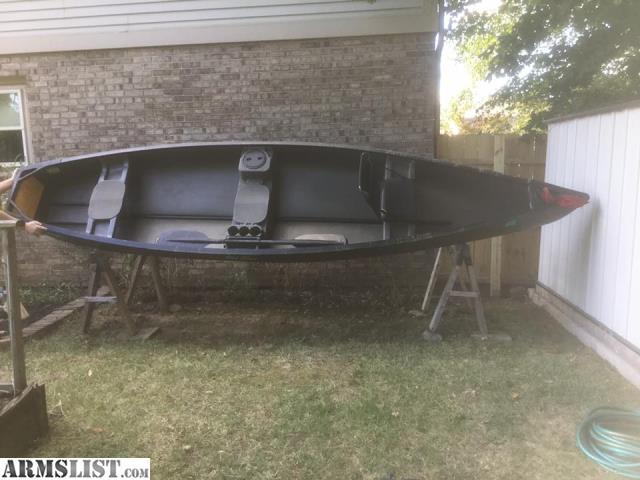 Old Town Sportsman Canoe 154