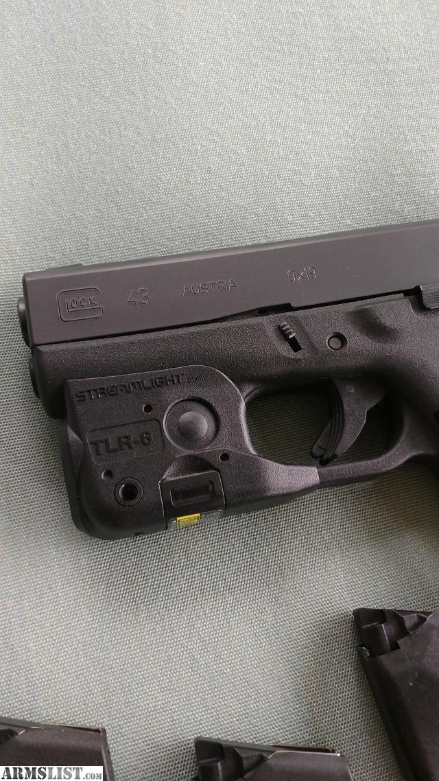 Light Combo 26 Laser Glock