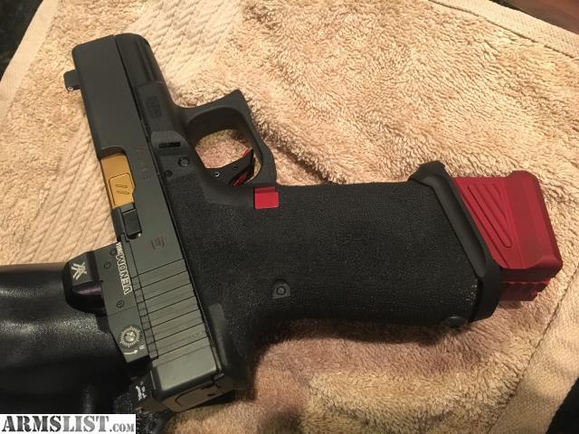ARMSLIST For Sale Zev Glock