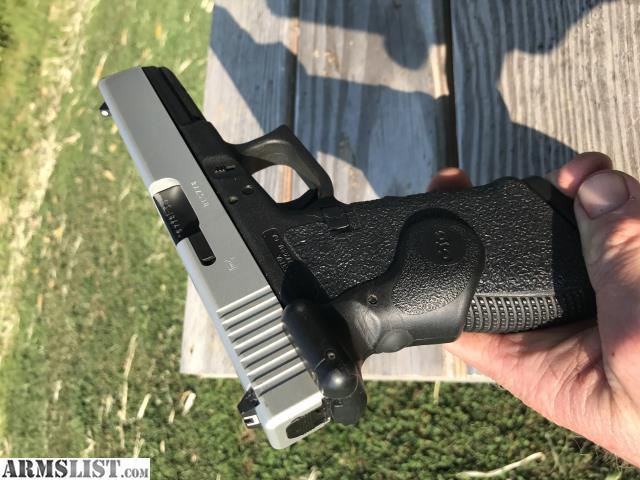 Glock 21 Crimson Trace Laser Grips