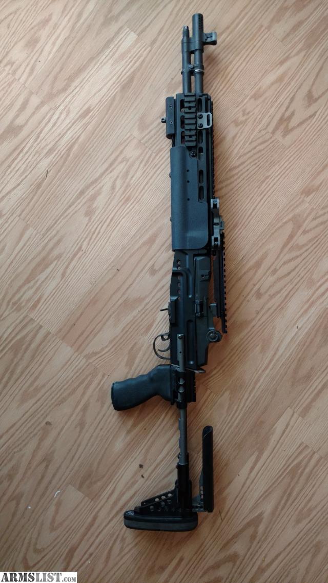 ARMSLIST For Sale: Springfield M1A SOCOM 16 /M14   Hot