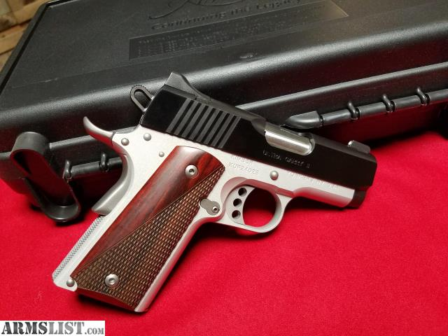 Kimber Pro Carry 2 Accessories