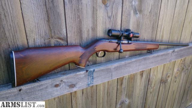 22 Walmart Magnum Rifles