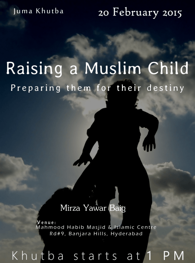 JK - Raising a Muslim Child