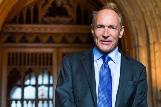 Tim Berners - Curiosidades sobre el internet Curiosidades del internet 2018