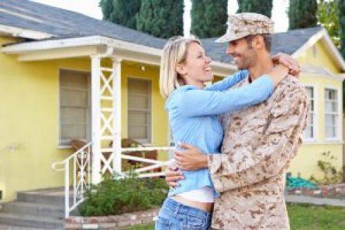 Permanent Military Housing