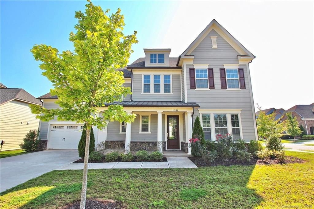 Property for sale at 11531 Sweet Birch Lane, Charlotte,  North Carolina 28278