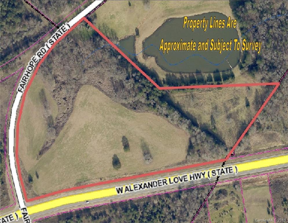 Property for sale at 17 AC Alexander Love ByPass, York,  South Carolina 29745