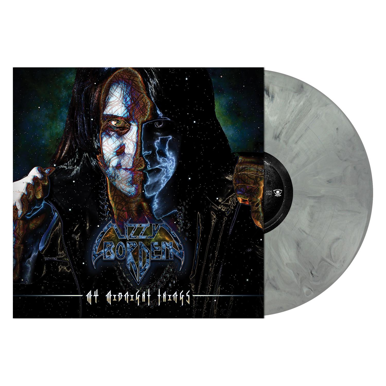 Lizzy Borden My Midnight Things Grey Vinyl 12