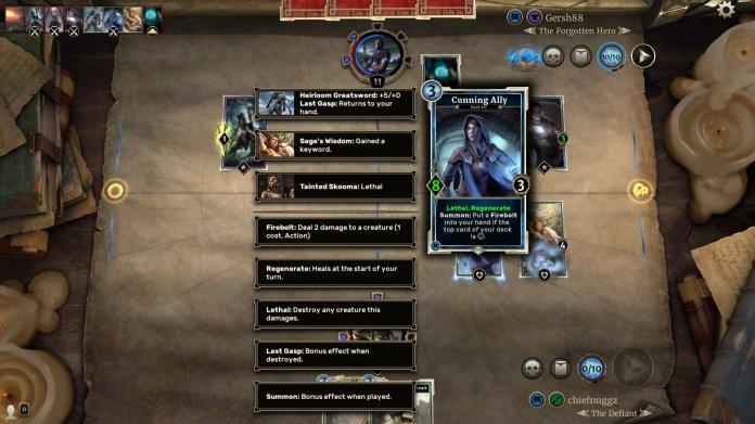 Image result for Elder scrolls:legends