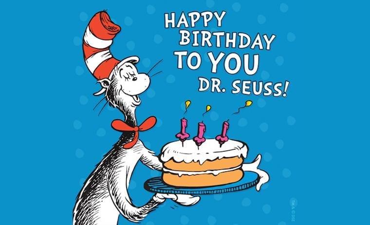 Happy Birthday Dr Seuss Mountain Lake Pbs