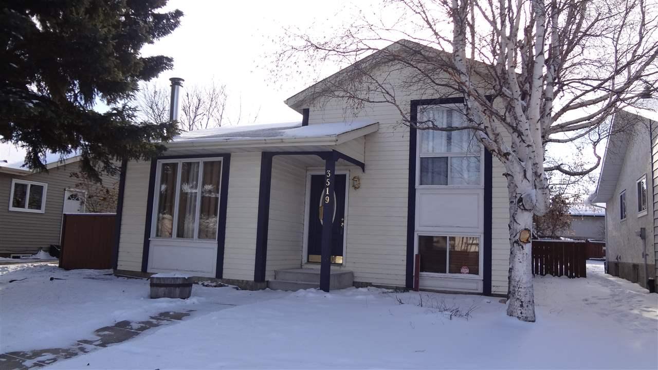 Main Photo: 3519 13 Avenue in Edmonton: Zone 29 House for sale : MLS® # E4088121