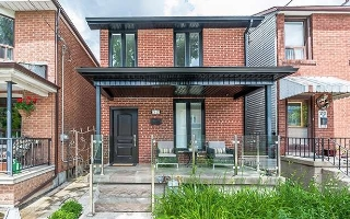 Main Photo: 22 Hallam Street in Toronto: Dovercourt-Wallace Emerson-Junction House (2-Storey) for sale (Toronto W02)  : MLS(r) # W3848634