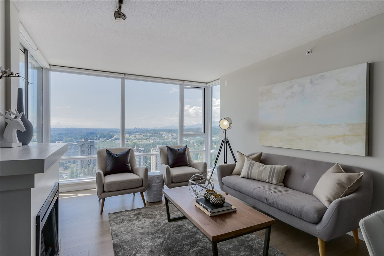 """Main Photo: 3203 9888 CAMERON Street in Burnaby: Sullivan Heights Condo for sale in """"Silhouette"""" (Burnaby North)  : MLS(r) # R2071910"""