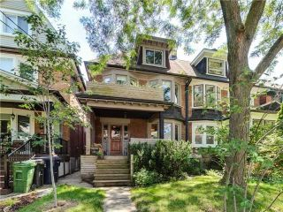 Main Photo: 75 Marion Street in Toronto: Roncesvalles House (2 1/2 Storey) for sale (Toronto W01)  : MLS®# W4252404