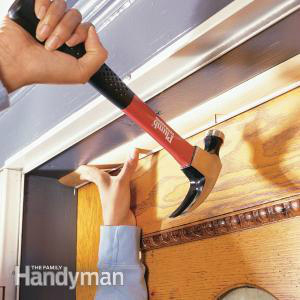 fixing energy wasting air leaks on doors